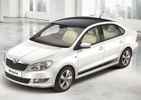 Skoda India launches Rapid Anniversary Edition at Rs 6.99 lakh