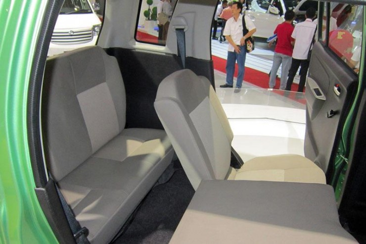 Maruti Suzuki Wagon R Seven Seater