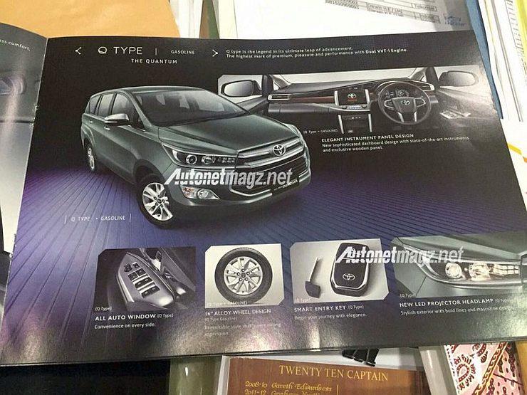 2016 Toyota Innova Brochure Scan 2