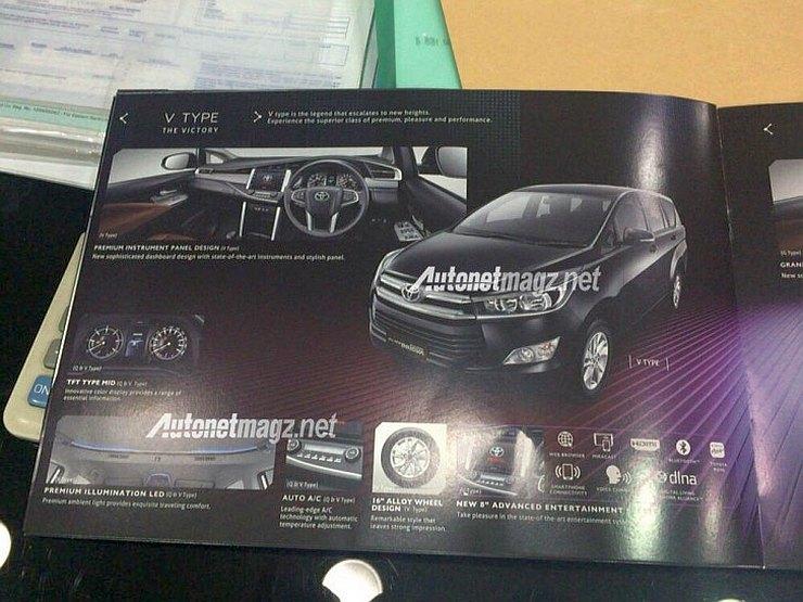 2016 Toyota Innova Brochure Scan 3