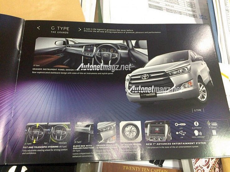2016 Toyota Innova Brochure Scan 4