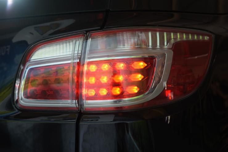 Chevrolet Trailblazer light