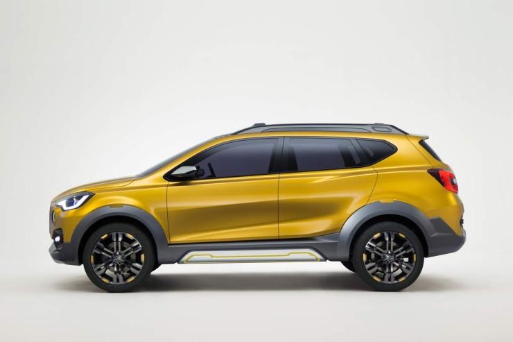 Datsun Go-Cross Compact SUV Concept 10