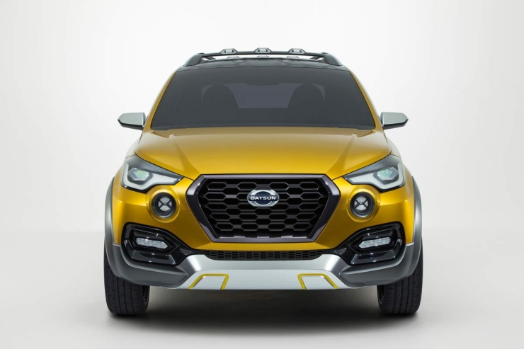 Datsun Go Cross most likely coming next year