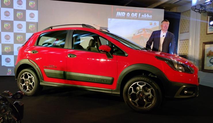 Fiat Avventura Abarth