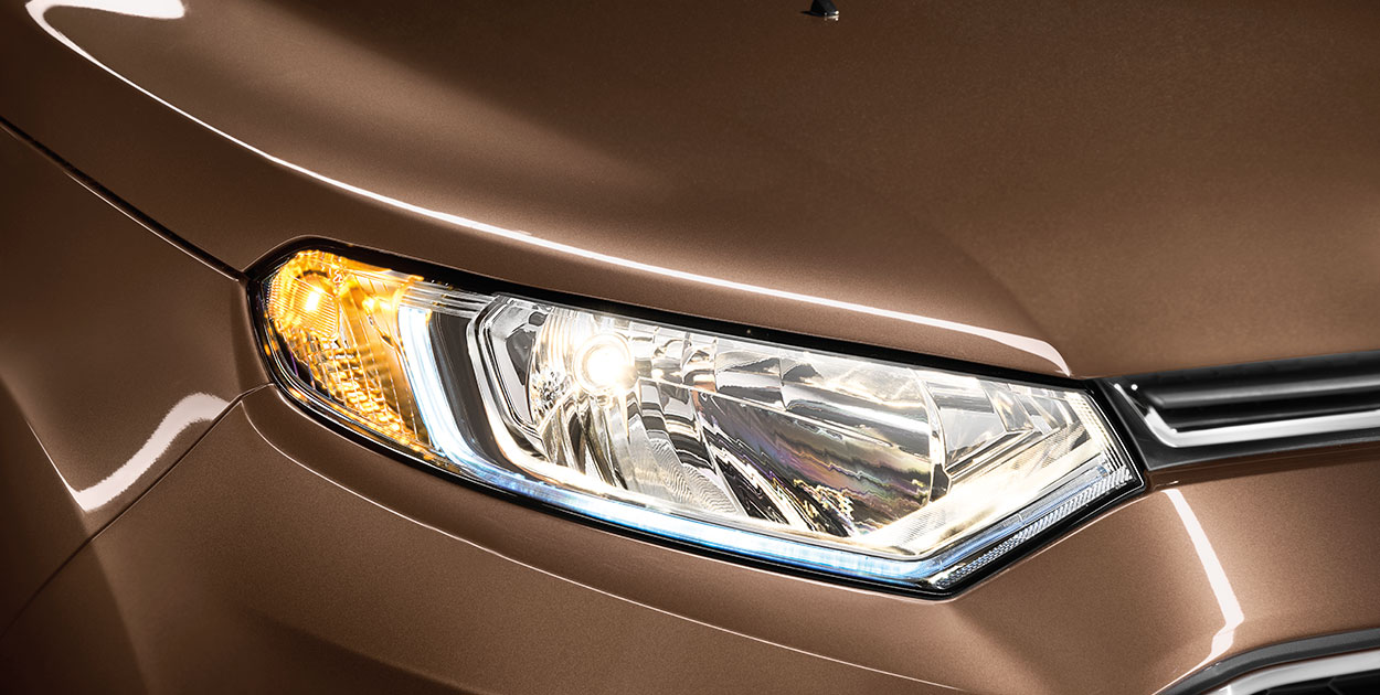 Ford EcoSport headlamps
