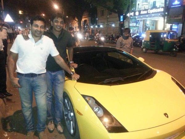 Famous Lamborghini Supercar Owners Of India