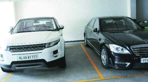 Mohammed Nisham's Range Rover Evoque & Mercedes Benz S-Class