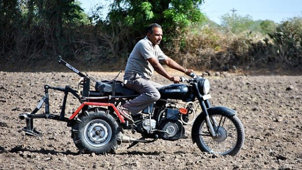 Royal Enfield Tractor