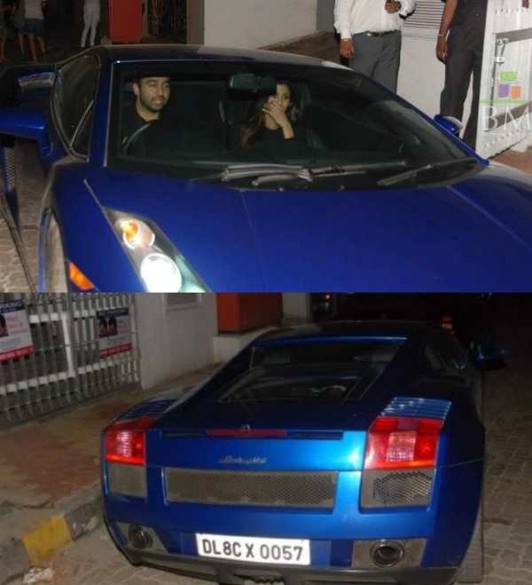 Yuvraj Singh S Lamborghini To John Abraham S Nissan Gt R 10 Fastest