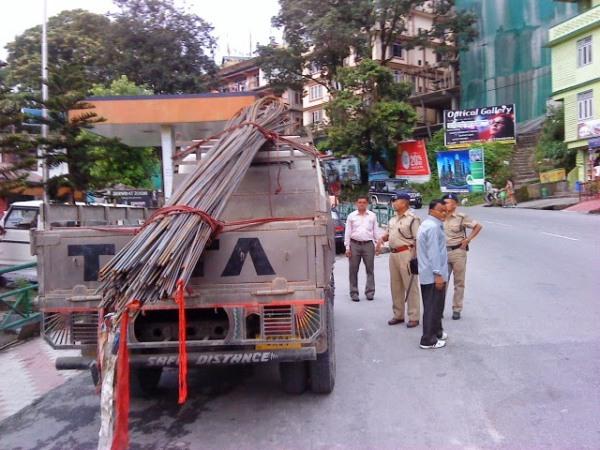 Truck Rods
