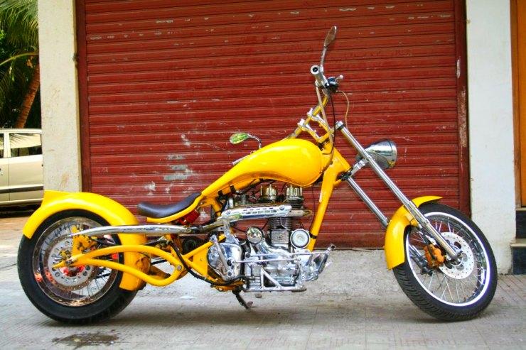 Vardenchi Customs' Big Yellow 2