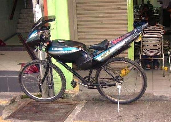 Yamaha RX-Z Cycle
