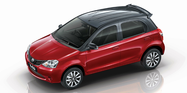 New Toyota Etios Liva 2015