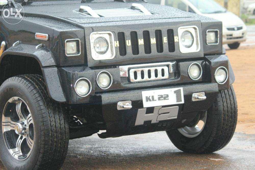101130483 1 1000x700 Bolero As Hummer H2 Thiruvananthapuram