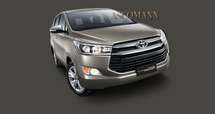 2016 Toyota Innova MPV 1
