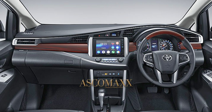 2016 Toyota Innova MPV 6