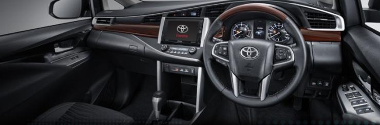 2016 Toyota Innova MPV 7