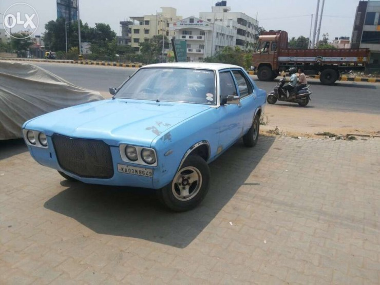 Hindustan Motors Contessa