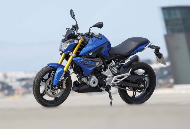 This is the most affordable BMW bike ever, and it's coming to India