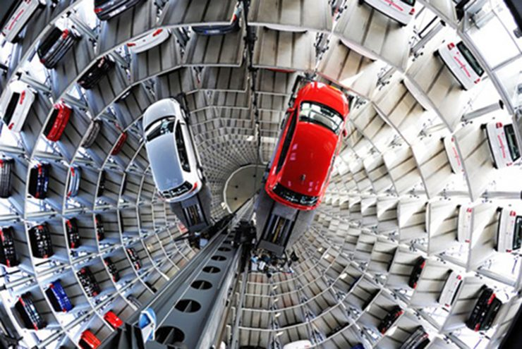 Car Parking Tower