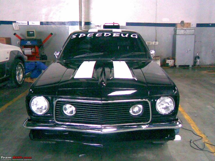Contessa Mustang