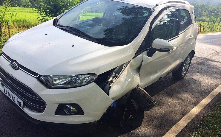 Ford Ecosport Axle Failure 1