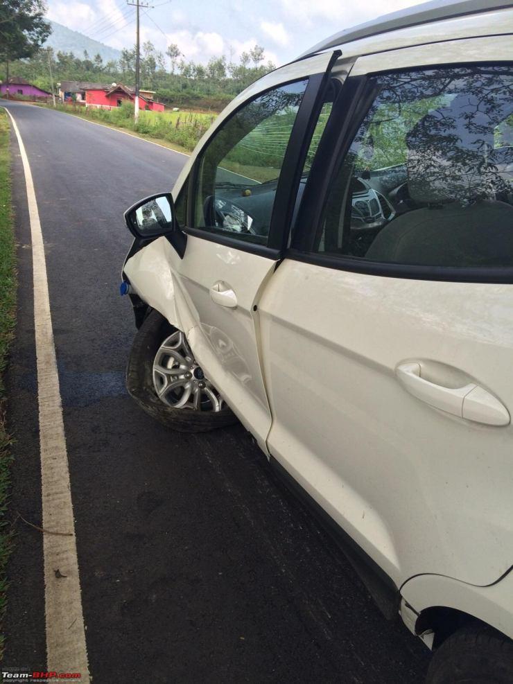 Ford Ecosport Axle Failure 5