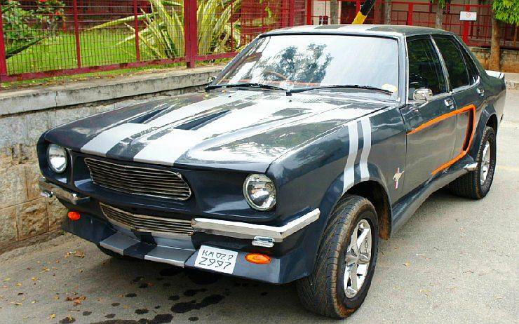 Hindustan Contessa Mustang 1