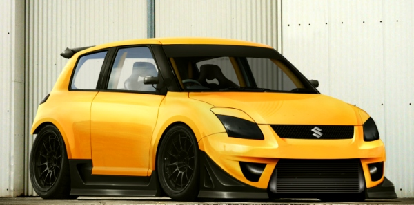 Hot Maruti Suzuki Swift