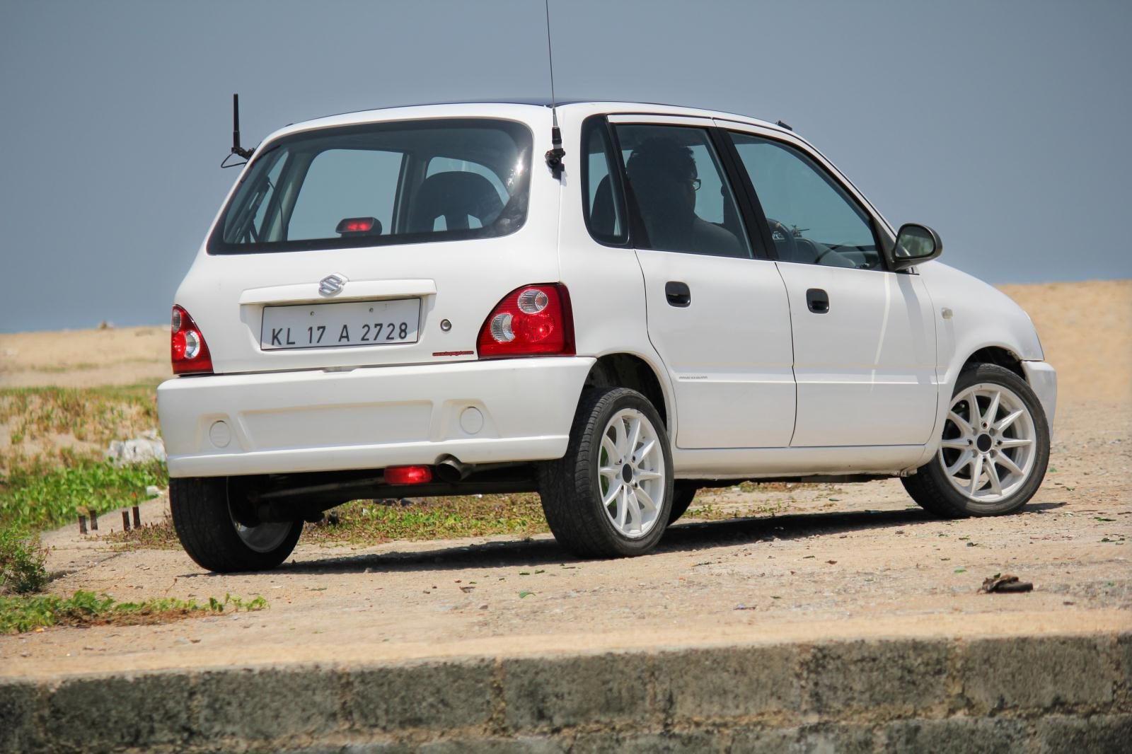 India S Best Modified Maruti Zens Part Ii
