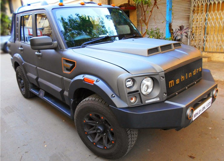 Weird Amp Wacky Mahindra Scorpio Suvs Of India