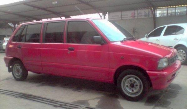 Maruti 800 Limousine