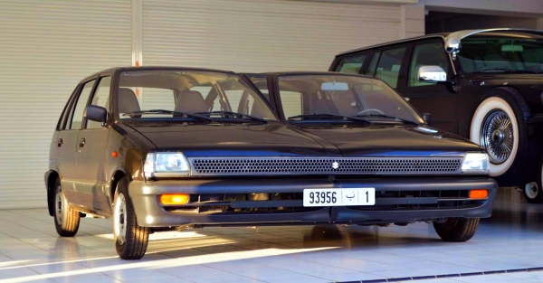 10 Weird And Wacky Maruti 800s