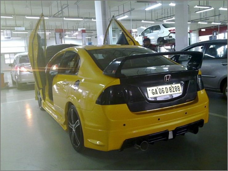 Modified cars 6