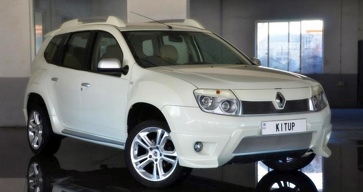 Renault Duster Kitup Body Kit 1