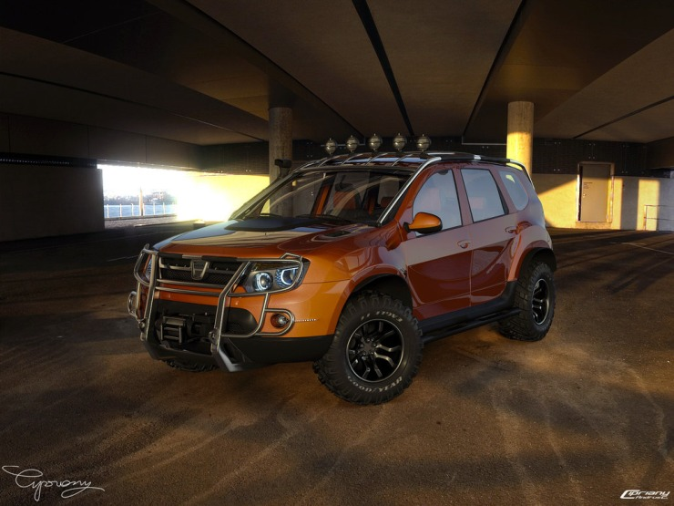 Renault Duster 5 Great Modification Ideas