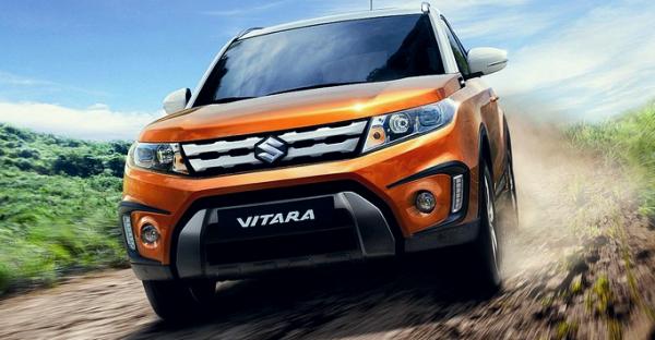Breaking – Suzuki Vitara lands in India