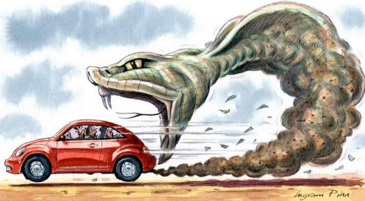 Volkswagen Dieselgate Meme 2