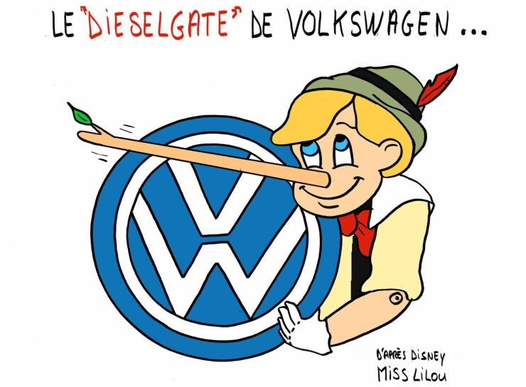Volkswagen Dieselgate Meme 3