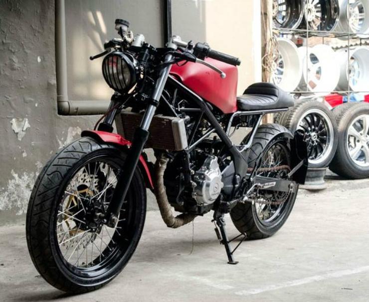 Firestone Wheels Cafe Racer