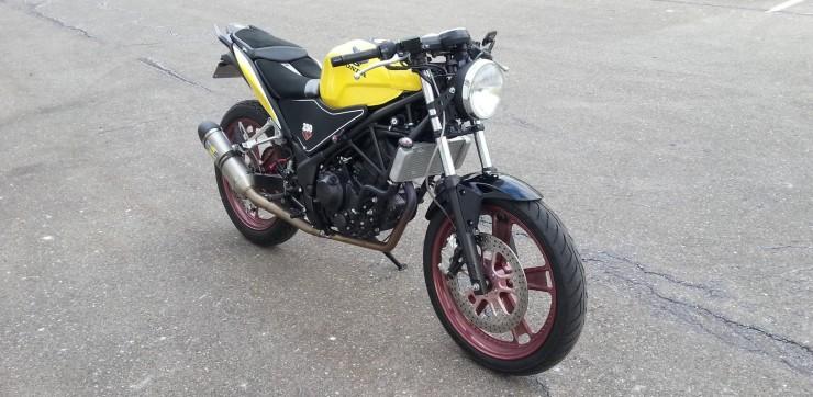 Honda CB 250R