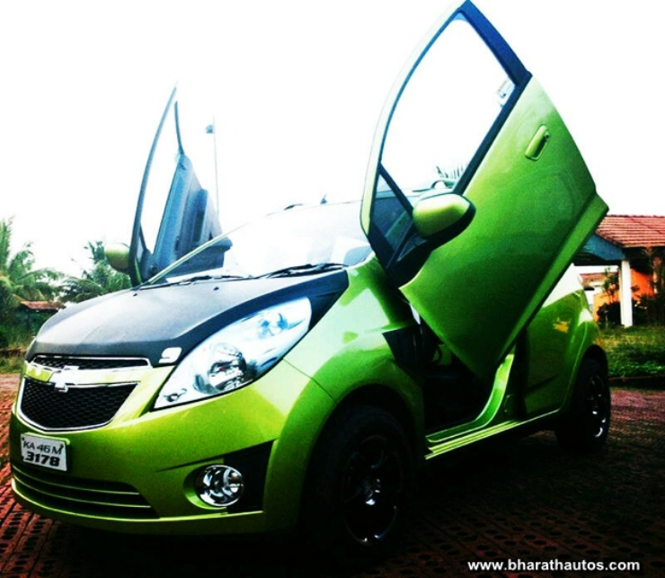 10 Indian Cars That Look Hot With Scissor Doors Maruti Swift To