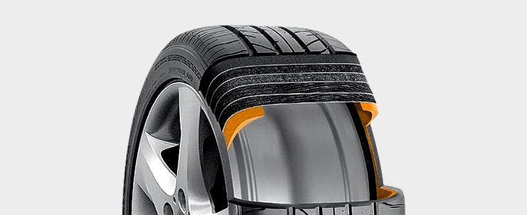 BMW Run Flat Tyres