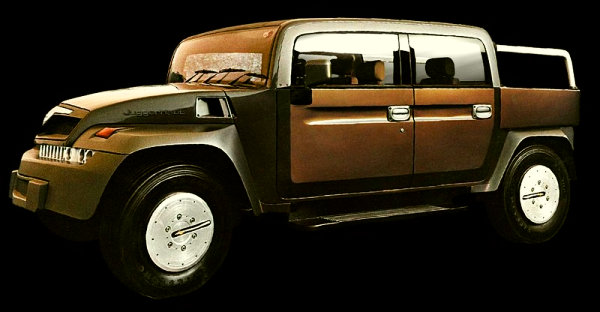 10 OUTLANDISH car designs from DC