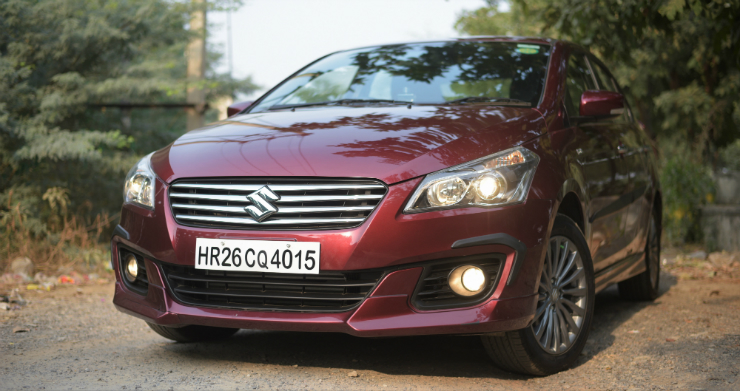Maruti discontinues Ciaz RS in India