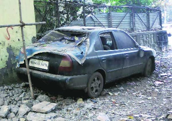 Dawood Ibrahim Car