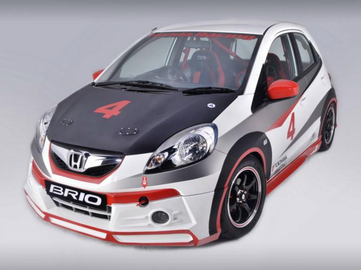 Honda Brio bodykit