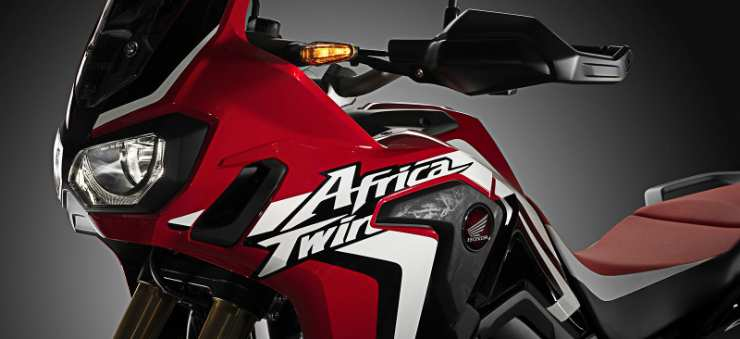 Honda Africa Twin to debut at the 2016 Auto Expo