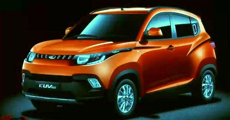 Mahindra KUV100 2